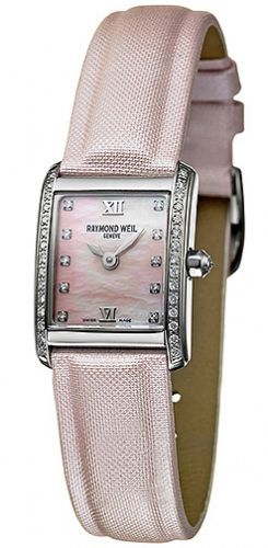 RAYMOND WEIL Don Giovanni Diamond Ladies Watch 5875-SLS-00986